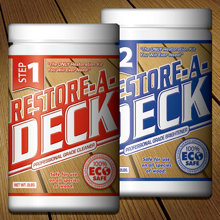 Restore A Deck Cleaner Kit