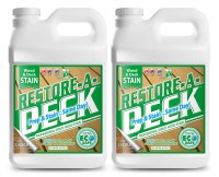 Restore-A-Deck Wood Stain 5 Gallons