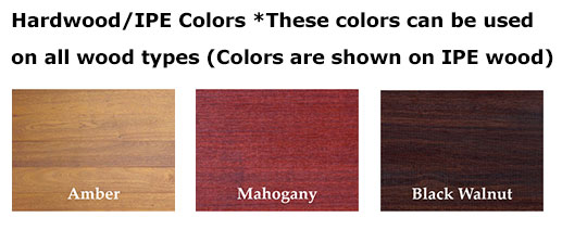 Amrstrong Clark Hardwood Colors