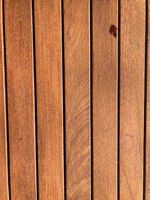 Restore A Deck Light Walnut Stain on IPE