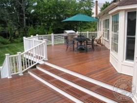Restore A Deck Stain Two Toned