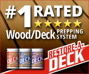 Restore-A-Deck Photos