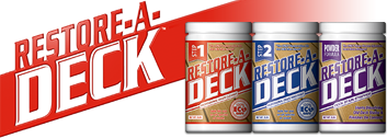 Deck cleaners wood stains sealers maintenance for Revive deck cleaner